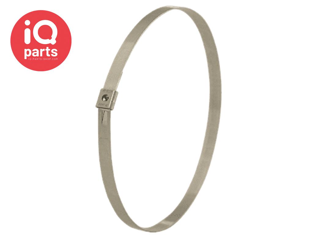 Mini Tie-Lok® Tie Edelstahl AISI 304 Kabelbinder - 4,5 mm - W4