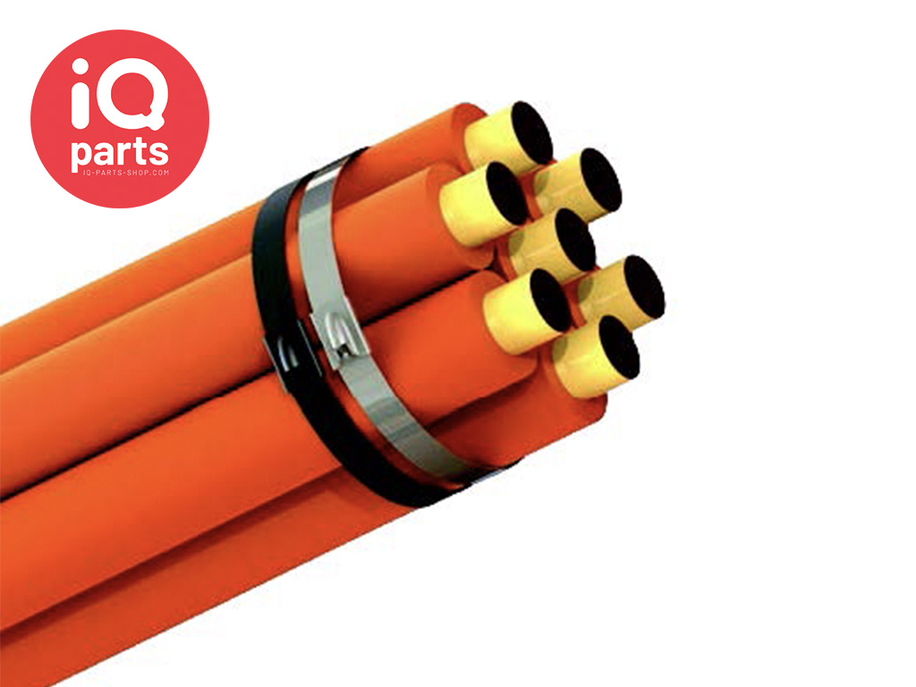 BAND-IT BAND-IT® Ball-Lokt™ Tie RVS 316 Kabelbinder/Ashoesklem - 15 mm - W5