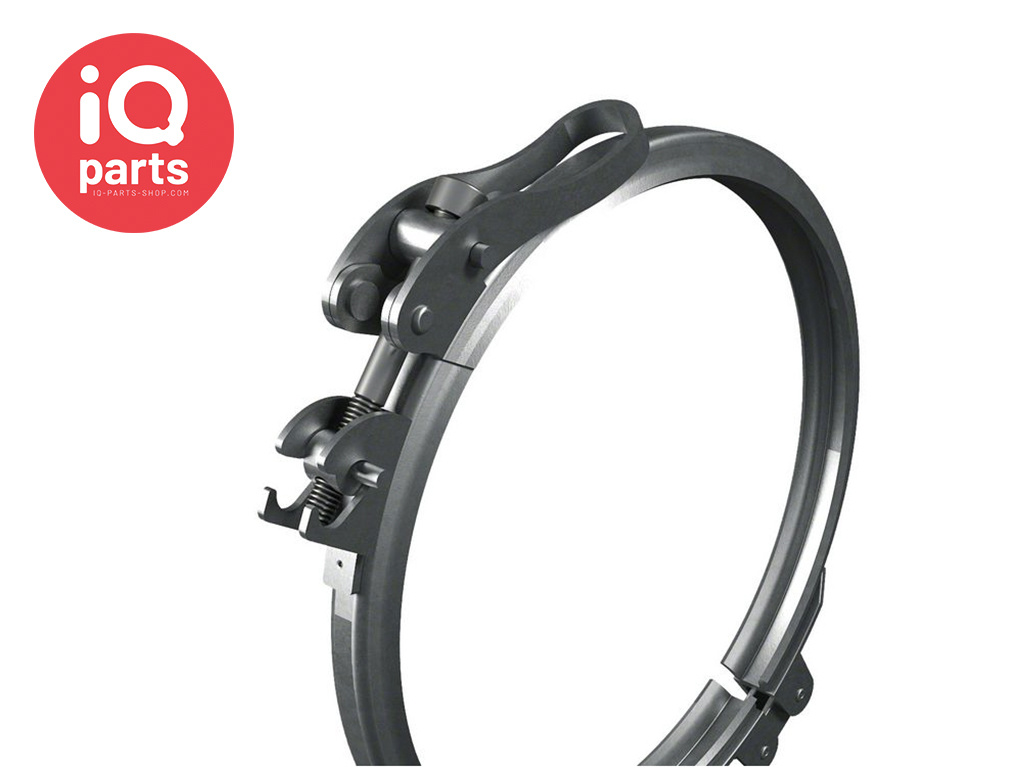 Quick-release clamping ring - SB - W4