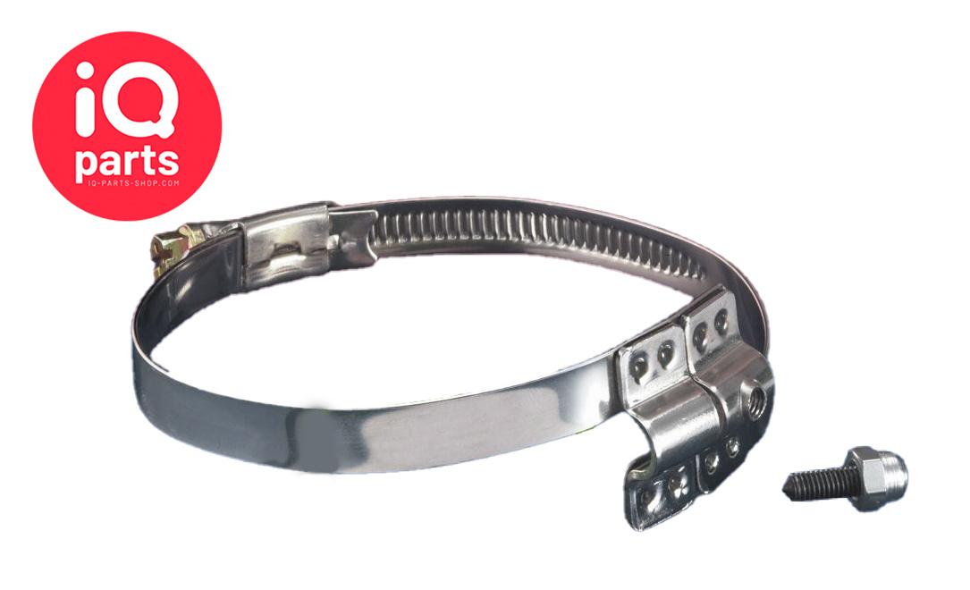SPIRALEX-TER Brugklem met geïntegreerde aarding - W2 - 9 mm