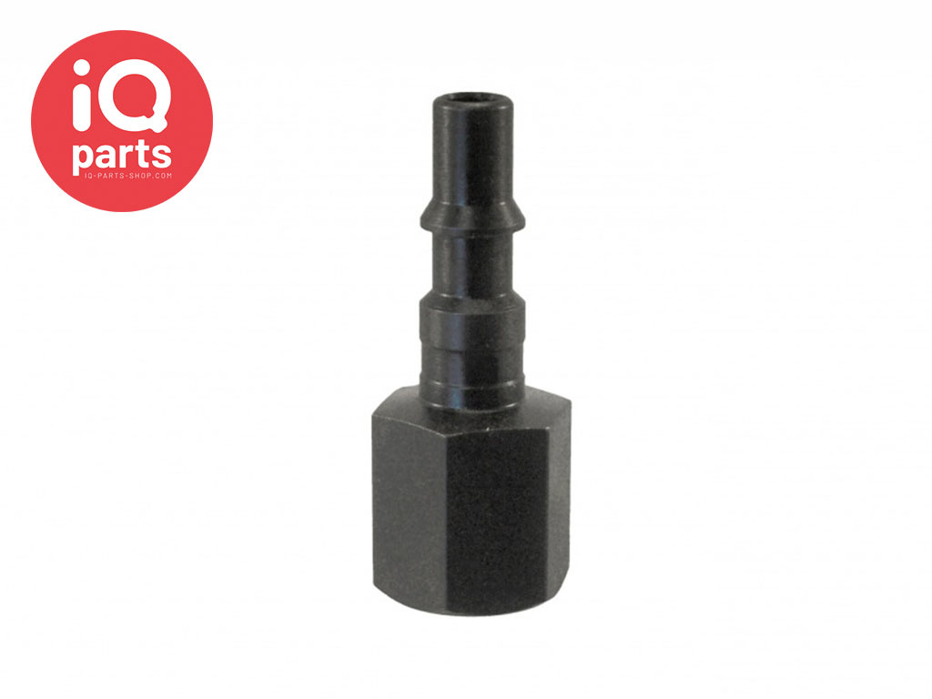 Safety Swing Couplings Plug - BSP female thread SC Series K DN06