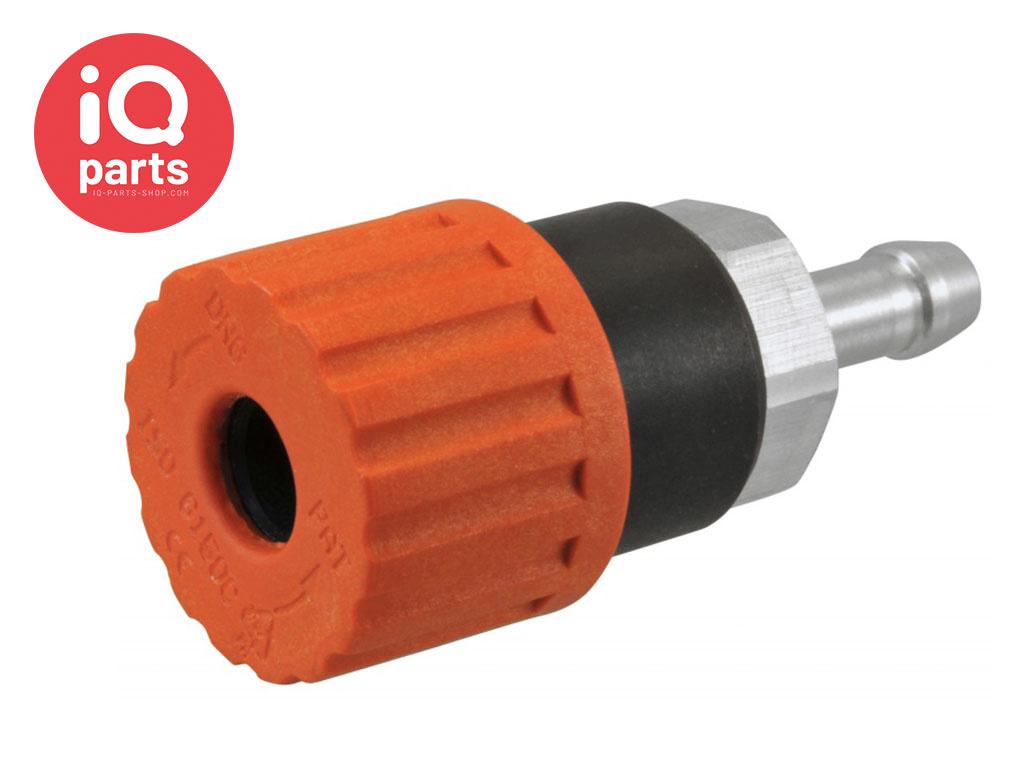 Sicherheits-schnellkupplung Schlauchverbinder SV2 Serie DN06