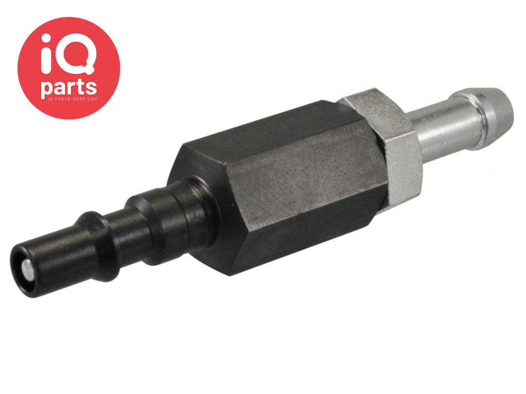 Verschlussnippel - Schlauchverbinder SV2 Serie DN06
