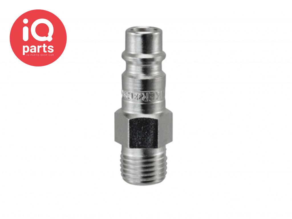 Plug - BSP Male Thread SC Series C DN08