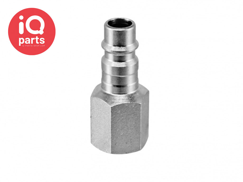 Plug - BSP Female Thread SC Series C DN08