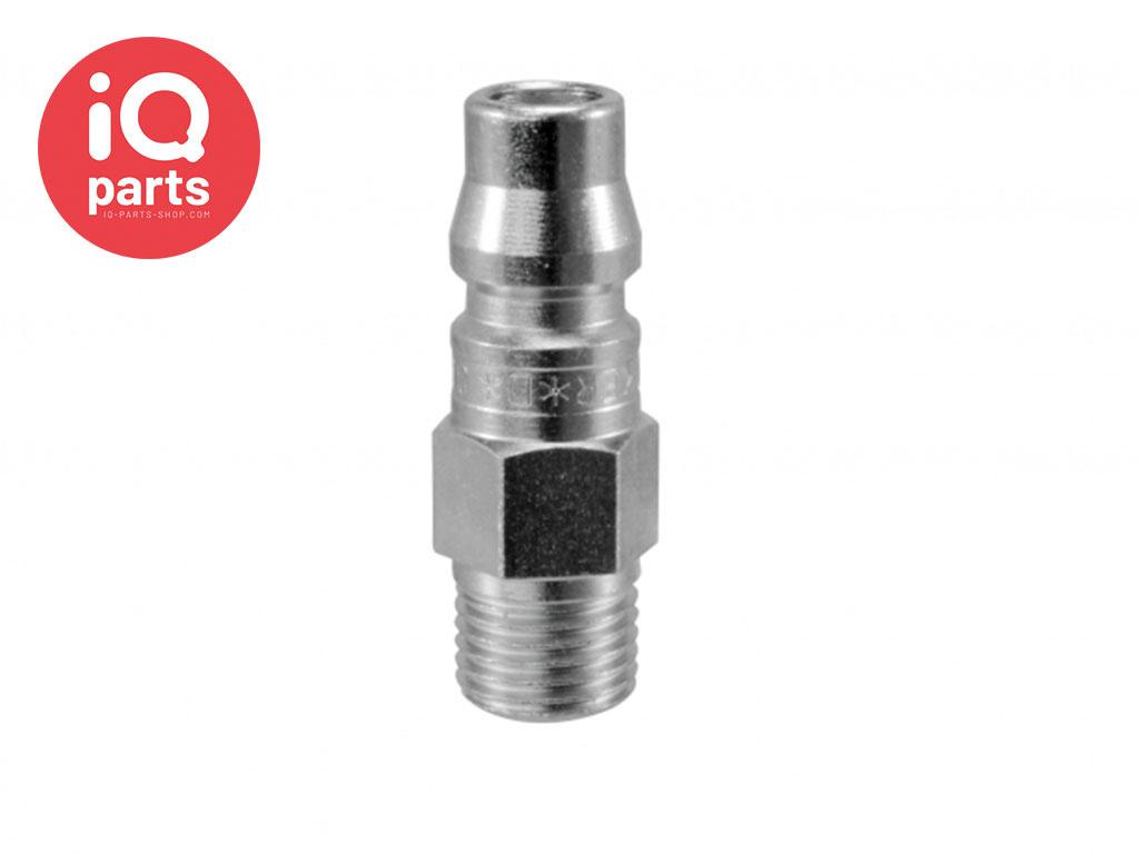 Plug - BSP Male Thread SC Series D DN08