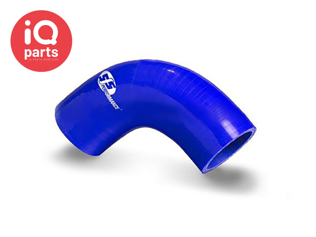 "Silicone slang bocht 90º - ID 110 mm ""OUTLET"""