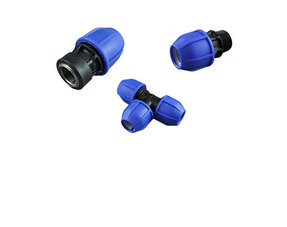 Norma Compression fitting