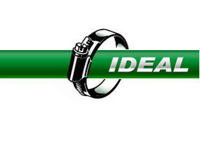 Ideal hose clamps
