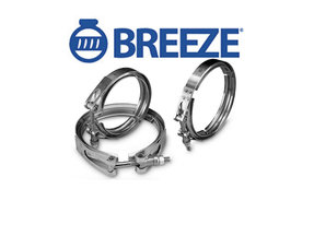 Breeze V-band clamps