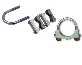 IQ-Parts Exhaust Clamps