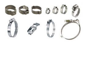 Oetiker hose clamps
