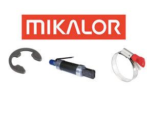 Mikalor gereedschap en toebehoren