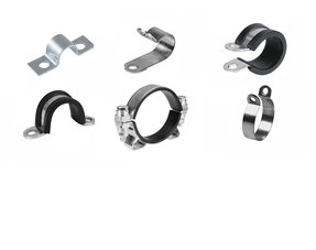 Norma Pipe Clips