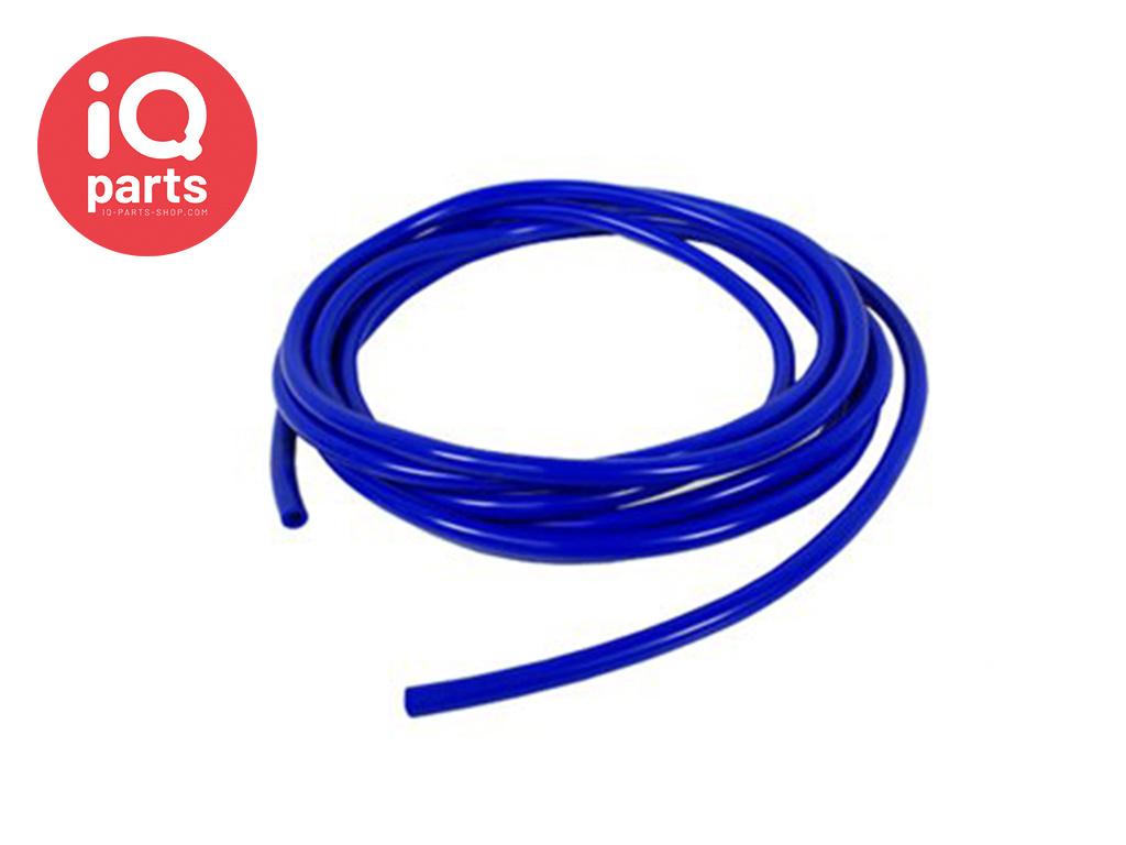Silikonen Vakuumschlauch | pro Meter | Blau