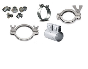 Norma Pipeclamps