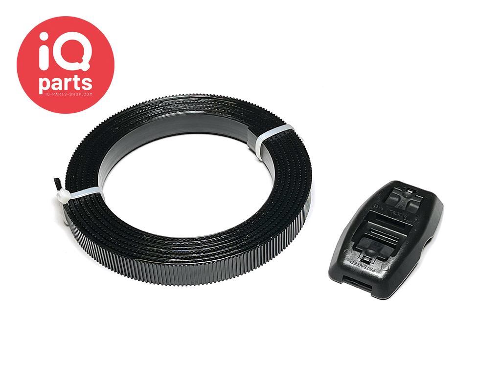 Smart ® Band Hybrid 19 mm Set | 3 meter | 1 klemplaat