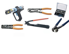 Ear Clamp, band- and wire clip  pliers