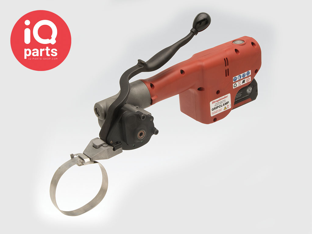 Strapbinder Electric Band & Buckle Tensioning Tool Gripclamp
