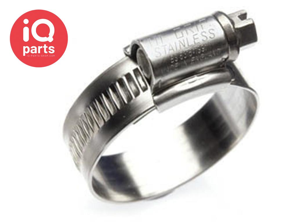 Hi Grip Hose Clamp 9 mm | W1 (Galvanised)
