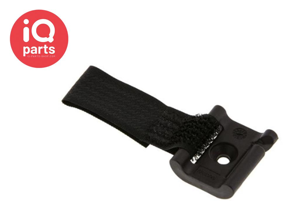 Nylon Kabelbinder voet / bevestigingsvoet met klittenband