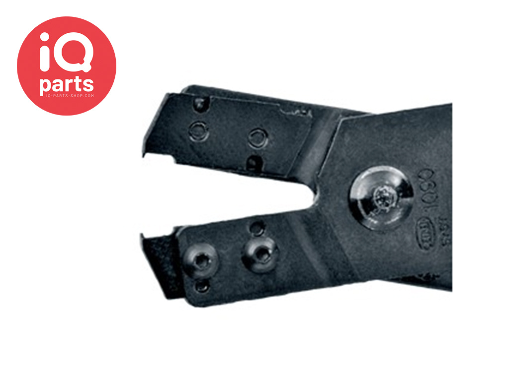 Reserve kop voor Handtang Spanklemmen 168 | 14100031 | 5 mm
