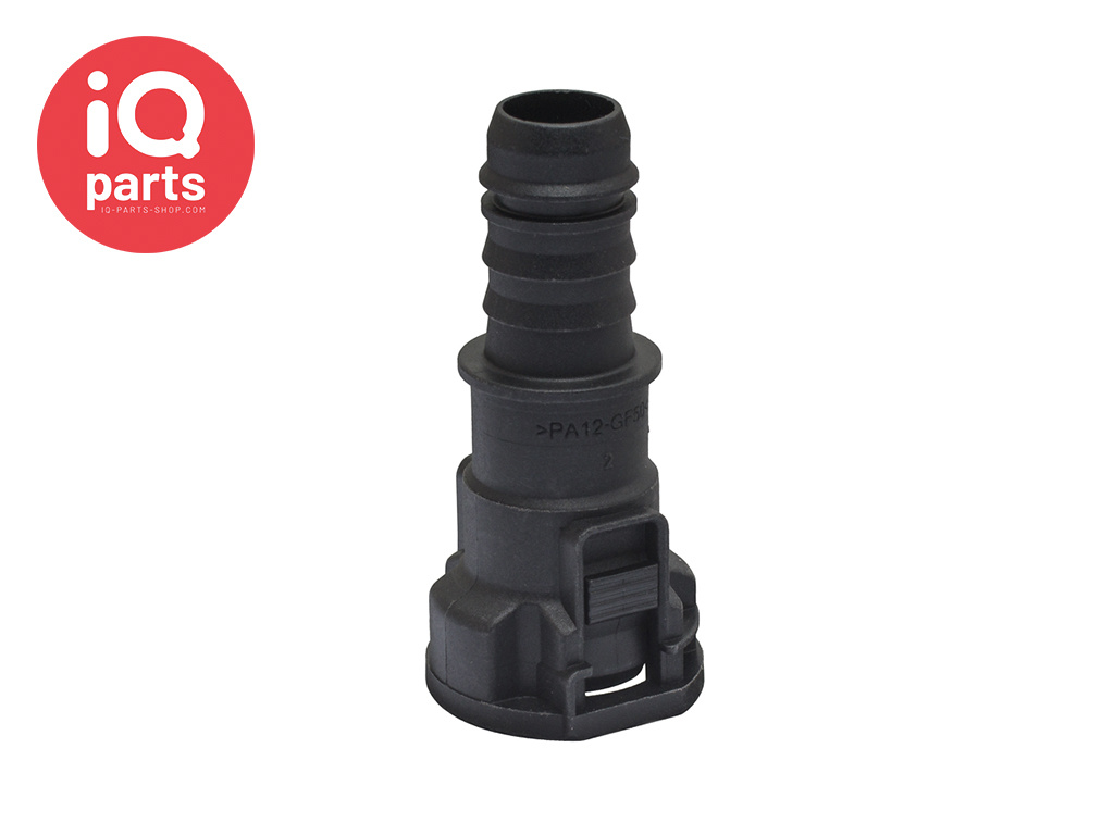 """NORMAQUICK® S straight Quick Connector 0° NW 1/2"""" - 12 mm"""