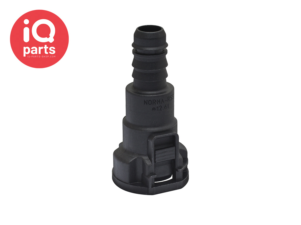 """NORMAQUICK® S straight Quick Connector 0° NW 1/2"""" - 10 mm"""