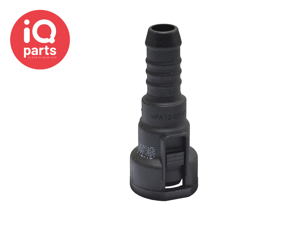 """NORMAQUICK® S straight Quick Connector 0° NW 3/8"""" - 9,5 mm"""