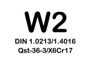 W2 Slangklemmen - (Chroomstaal 430)