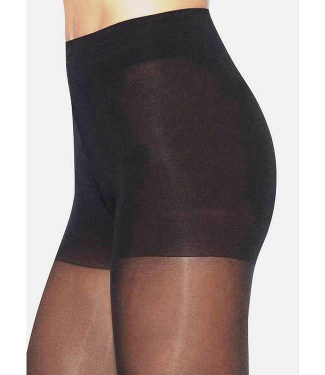 FIORE Comfort 20 support panty zwart