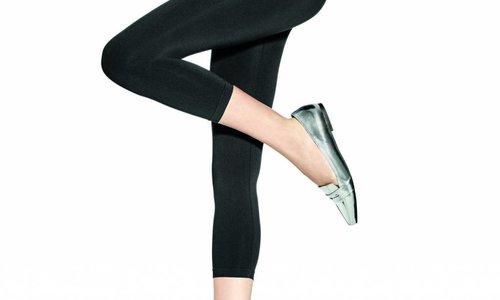 Driekwart legging