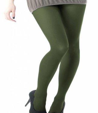 Cette Dublin 60 grote maten panty Groen