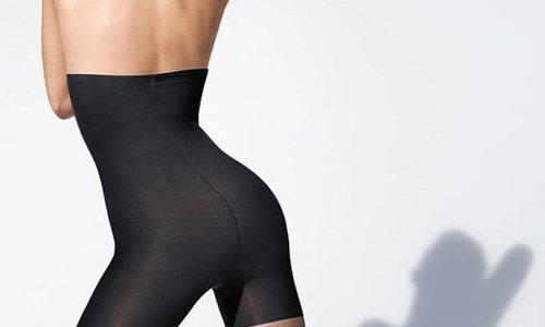 Panty met hoge taille