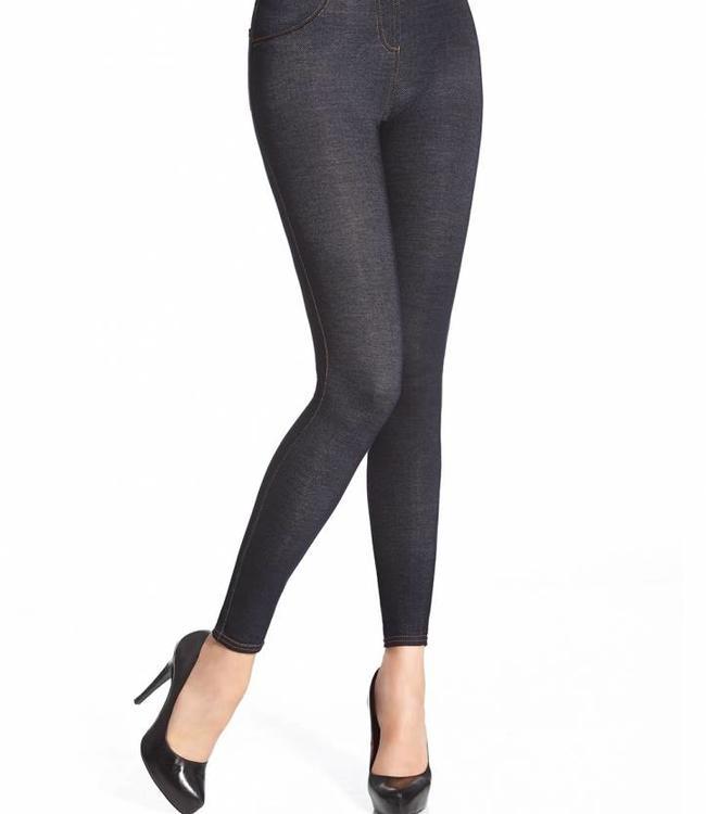 BAS BLEU Blanka blauwe jeans leggings