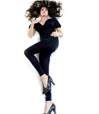 MARCMARCS Opaque 70 legging zwart