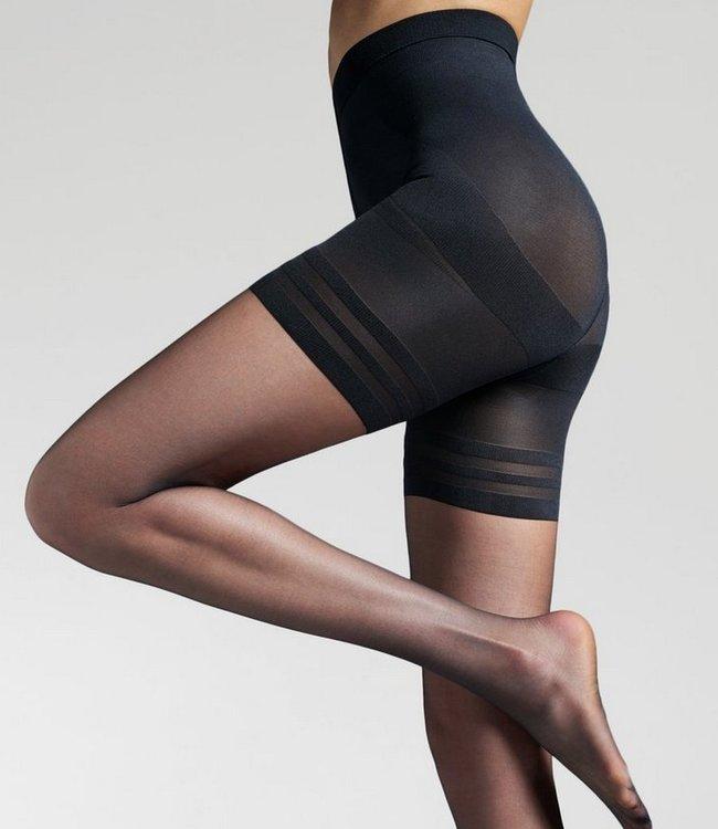 Gatta Body Total Slim 10 panty zwart