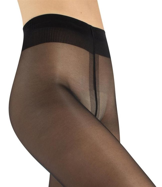 CETTE Brooklyn 30 denier zwarte panty