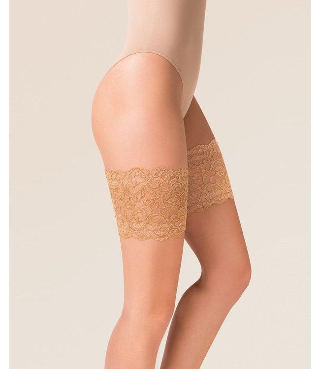 GABRIELLA Thigh bandelettte anti-schuur beige