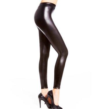 BAS BLEU Noemi zwarte lak legging