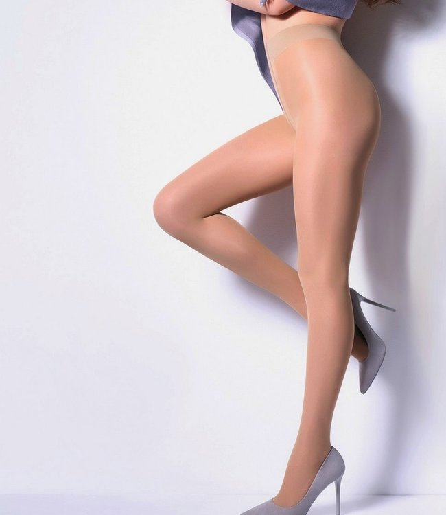 Giulia Matt 20 beige matte panty