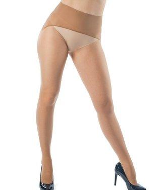 GATTA Talia 30 panty met naadloos broekje huidkleur