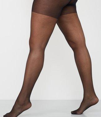 CETTE Madison 20 zwarte grote maat panty