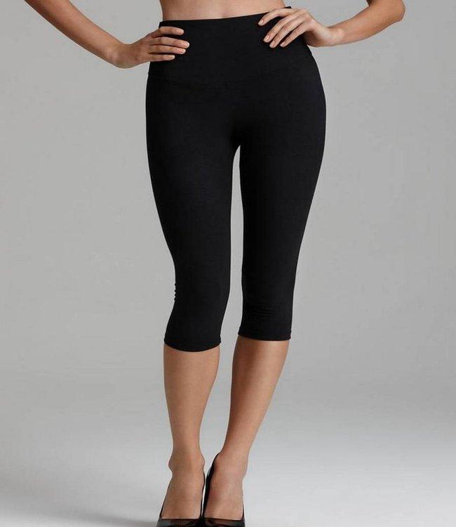 MARIANNE Eighties 60 zwarte capri-legging