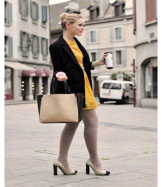 BONNIE DOON Ladies Plain maillot Taupe