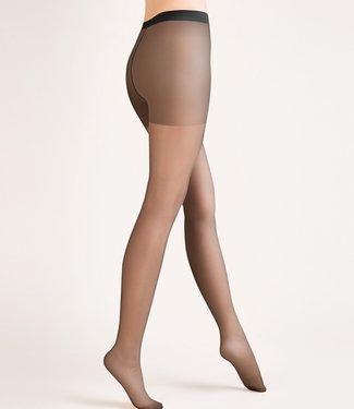 GABRIELLA Classic 20 zwarte panty