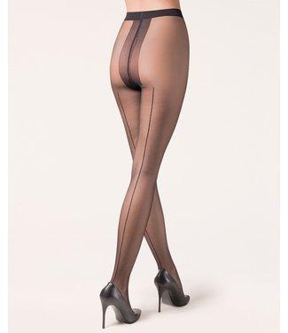 GABRIELLA Linette 20 zwarte naadpanty