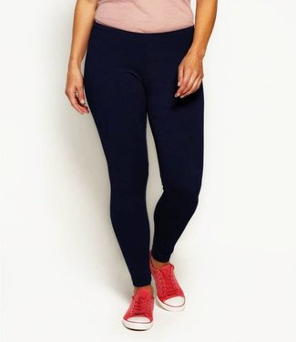 MARCMARCS Cotton Slide blauwe katoenen leggings