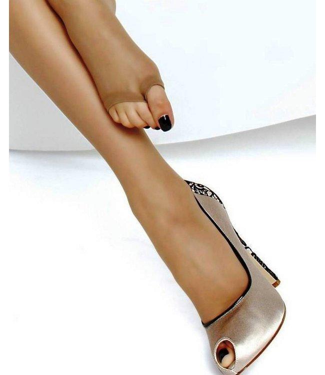 FIORE Eveline 15 teenloze panty Tan