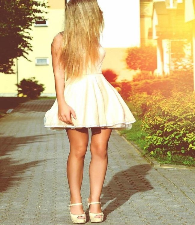 FIORE Eveline 15 teenloze panty light natural
